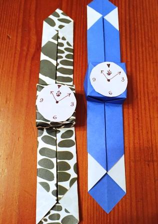 折り 折り紙:折り紙 腕時計 折り方-mewe-happyblog.mewe.jp